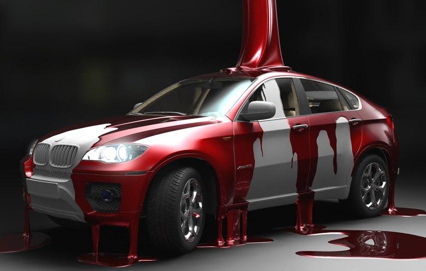 Замена цвета автомобиля в ГИБДД